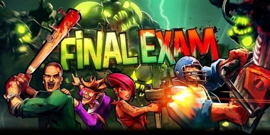 Final Exam (video game) Obscure SpinOff Renamed Final Exam Horror Sequel Still Possible