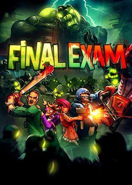 Final Exam (video game) httpsuploadwikimediaorgwikipediaenaaeFin