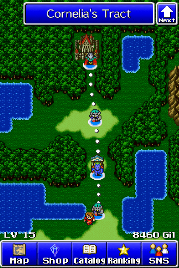 Final Fantasy All the Bravest FINAL FANTASY ALL THE BRAVEST Android Apps on Google Play