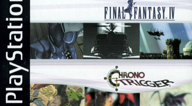 Final Fantasy Chronicles final fantasy chronicles My Brain on Games