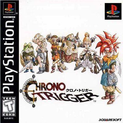 Final Fantasy Chronicles Final Fantasy Chronicles Chrono Trigger NTSCU ISO lt PSX ISOs