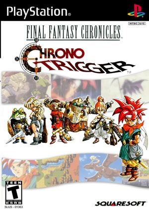 Final Fantasy Chronicles Final Fantasy Chronicles Chrono Trigger Retro Game Cases