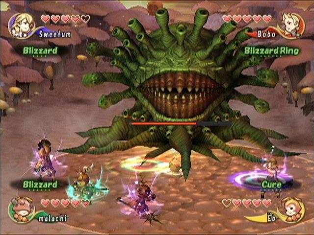 Final Fantasy Crystal Chronicles Final Fantasy Crystal Chronicles ISO lt GCN ISOs Emuparadise