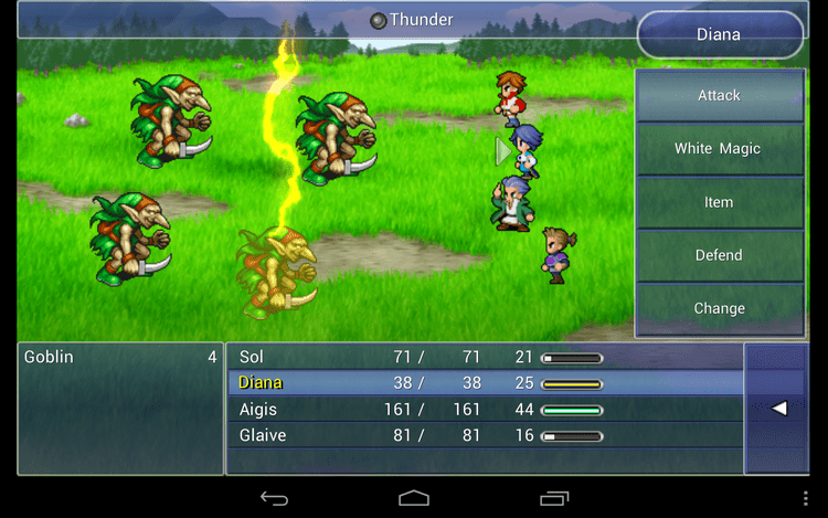 Final Fantasy Dimensions FINAL FANTASY DIMENSIONS Android Apps on Google Play