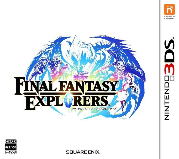 Final Fantasy Explorers staticgiantbombcomuploadsoriginal9998642674