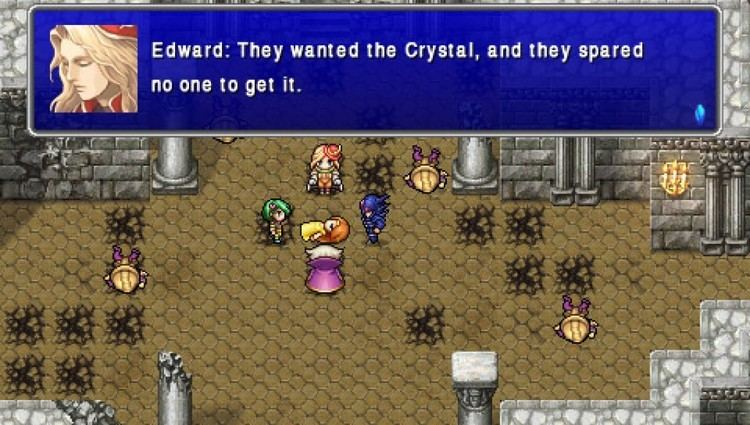Final Fantasy IV: The Complete Collection Final Fantasy IV The Complete Collection Review PSP Satoshi