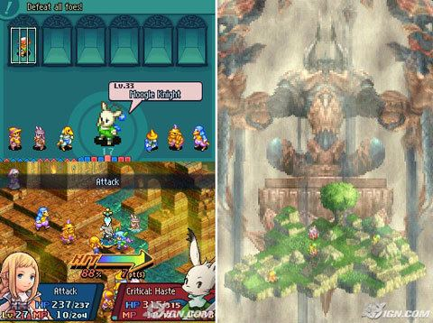 Final Fantasy Tactics A2: Grimoire of the Rift Final Fantasy Tactics A2 Grimoire of the Rift Review IGN