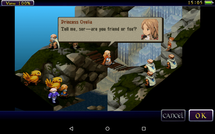 Final Fantasy Tactics: The War of the Lions FINAL FANTASY TACTICS WotL Android Apps on Google Play