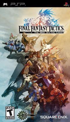 Final Fantasy Tactics: The War of the Lions httpsuploadwikimediaorgwikipediaen004Fft