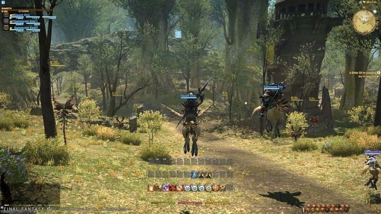 Final Fantasy XIV: A Realm Reborn - Alchetron, the free social