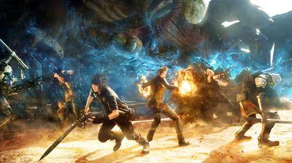 Final Fantasy XV Final Fantasy XV Wikipedia