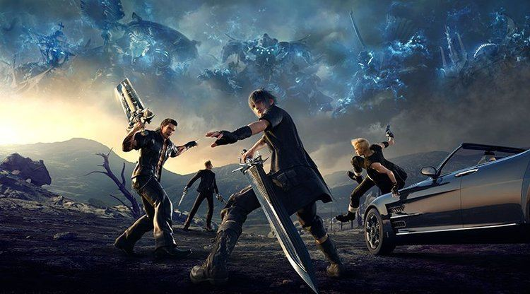 Final Fantasy XV Final Fantasy XV First Impressions Day 1 Patch Performance Story
