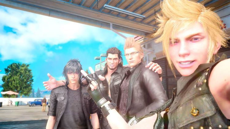 Final Fantasy XV Final Fantasy XV everything you39re too embarrassed to ask The Verge