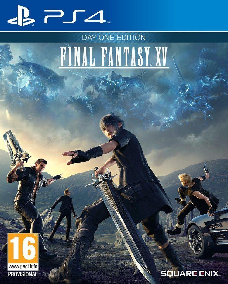 Final Fantasy XV static1gamespotcomuploadsoriginal1231239113