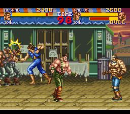 Final Fight 2 Final Fight 2 USA ROM lt SNES ROMs Emuparadise
