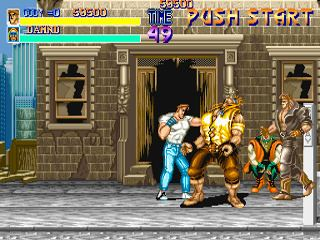 Final Fight (video game) Final Fight World ROM lt MAME ROMs Emuparadise
