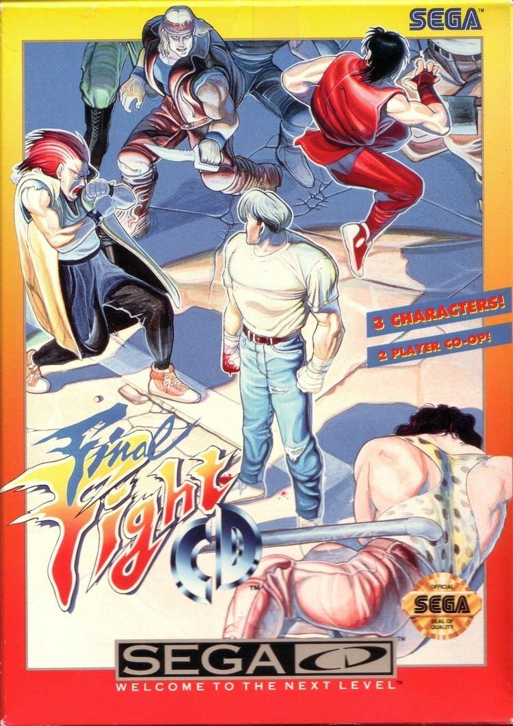 Final Fight (video game) httpsrmprdseSega20CDBox20ScansFinal20Fi