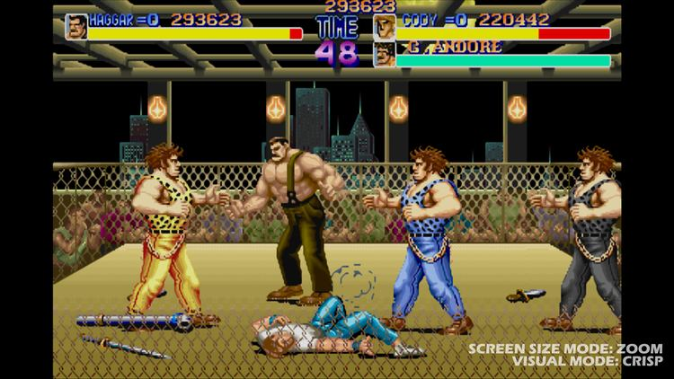 Final Fight (video game) Final Fight Double Impact Fact Sheet