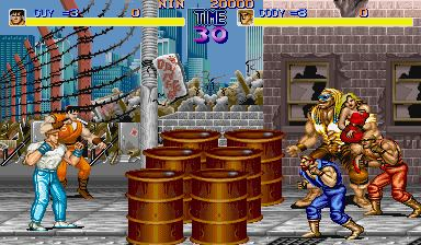 Final Fight (video game) Final Fight Videogame by Capcom