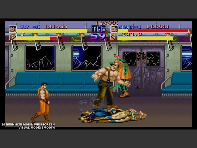 Final Fight (video game) Final Fight Double Impact Video Game Reviews Cheats Screenshots