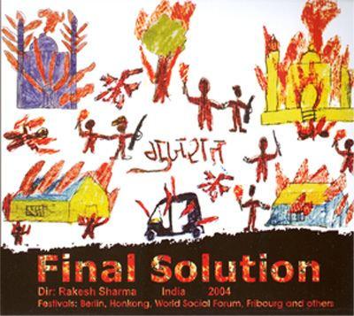 Final Solution (2003 film) RAKESH SHARMA Final Solution