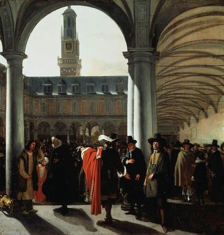 Financial history of the Dutch Republic