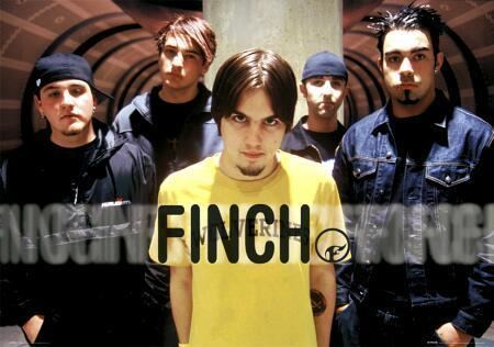 Finch (American band) Finch Probably the first band to bring me into the screamo genre
