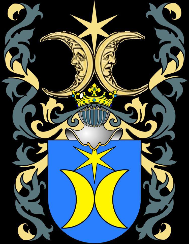 Finckenstein coat of arms