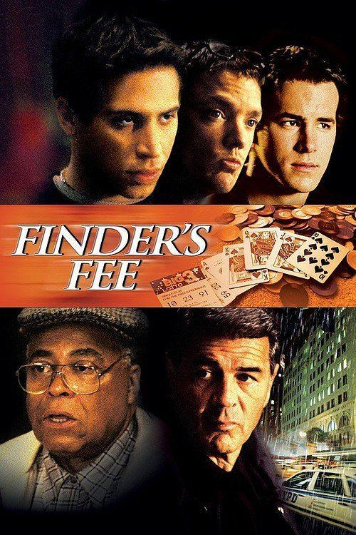 Finders Fee movie poster