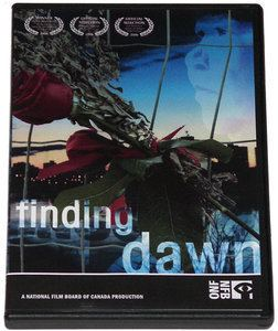 Finding Dawn movie poster