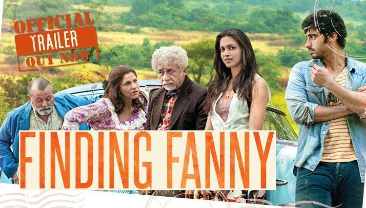 Finding Fanny Official Trailer Arjun Kapoor Deepika Padukone