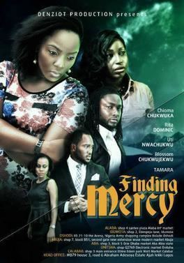 Finding Mercy movie poster
