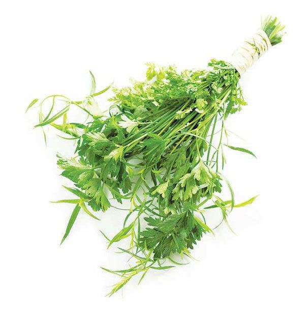 Fines herbes Herbal Blends Fines Herbes Recipe Cook Herb Companion