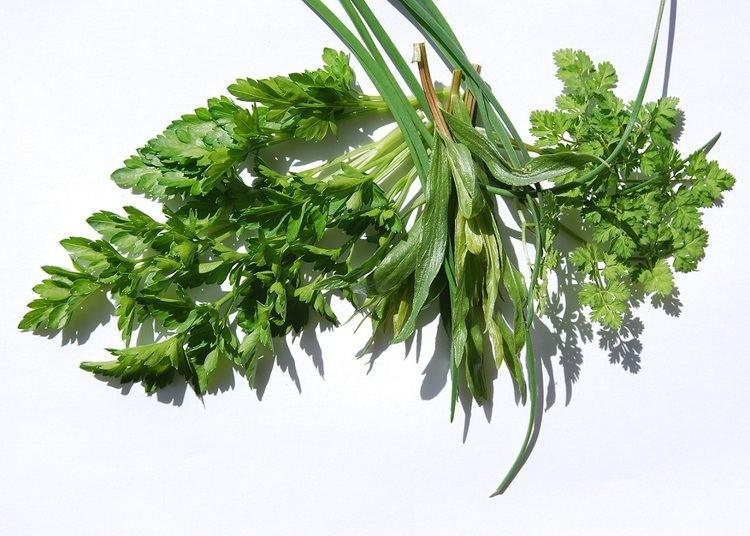 Fines herbes Fines herbes avec une touche de Yorkshire The Garden Deli