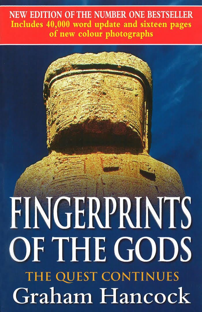 Fingerprints of the Gods t2gstaticcomimagesqtbnANd9GcQZbMKAziAdxdDjv0