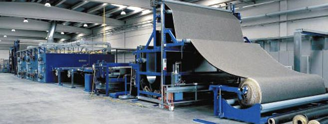 Finishing (textiles) Processing Machine Finishing Machine Textile Machinery
