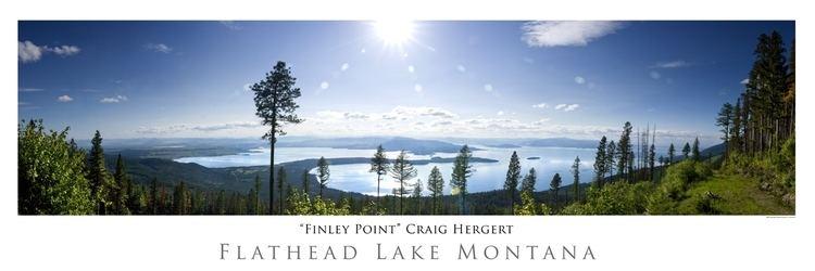 Finley Point, Montana wwwcraighergertcommontanapanoramiccomcomponen