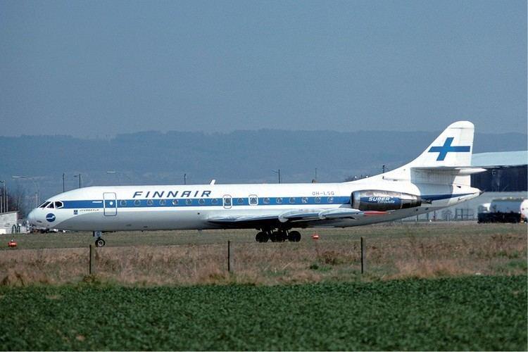 Finnair Flight 405