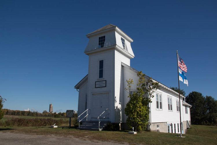 Finnish Congregational Church and Parsonage