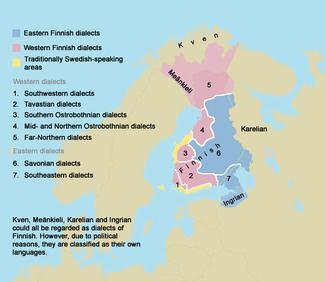 Finnish language Finnish language Wikipedia