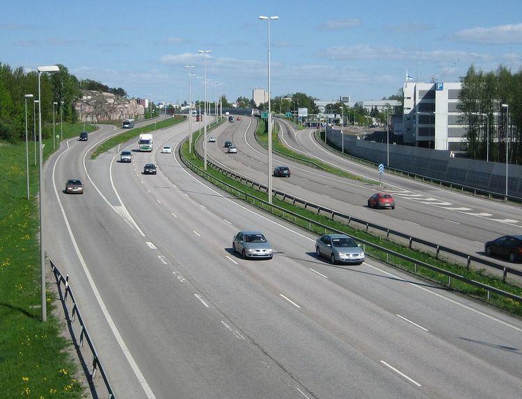 Finnish national road 7