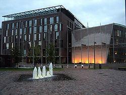 Finnish Parliament Annex httpsuploadwikimediaorgwikipediacommonsthu