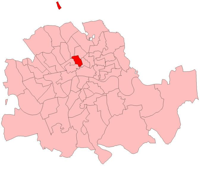 Finsbury Central (UK Parliament constituency)