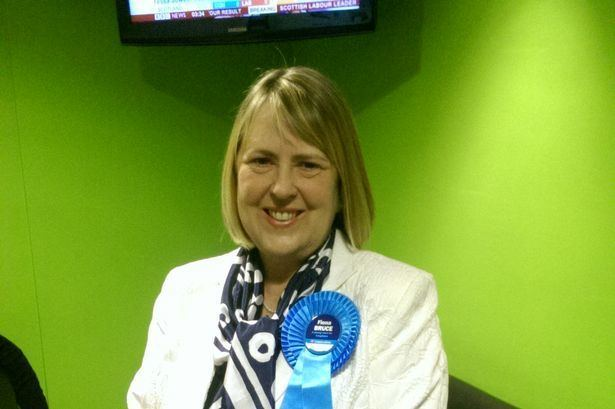 Fiona Bruce (politician) Tory MP Fiona Bruce retains seat Crewe Chronicle