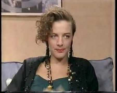 Fiona Corke Fiona Corke Interview 1989 YouTube