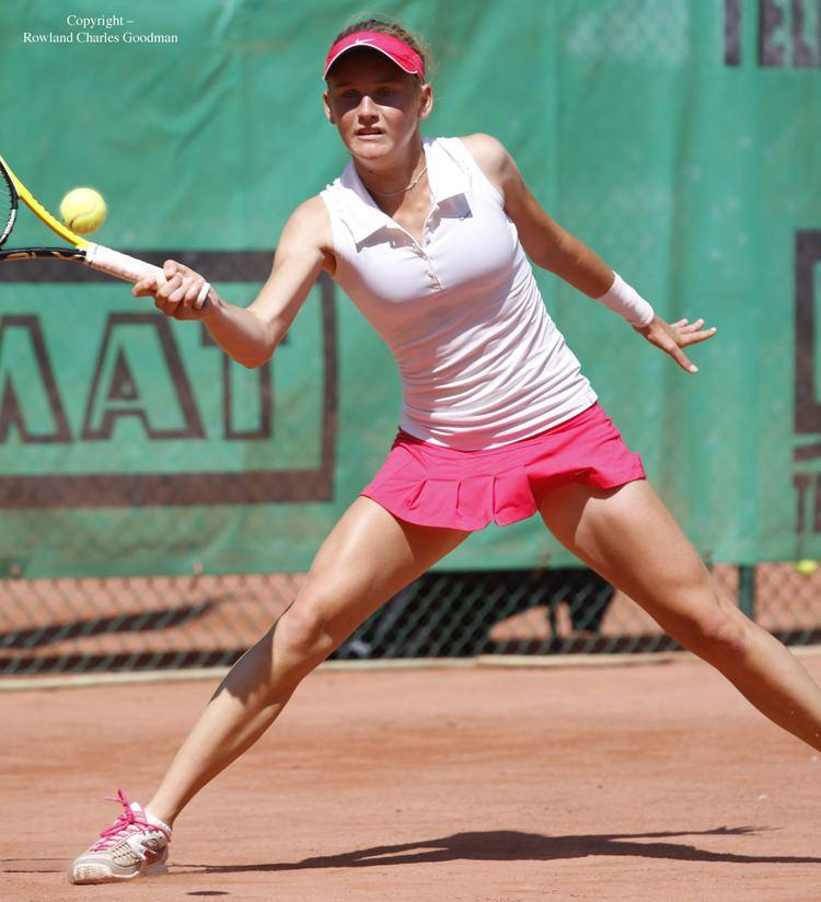 Fiona Ferro Fiona Ferro TennisForumcom