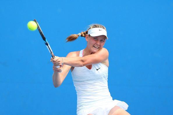 Fiona Ferro Fiona Ferro Photos 2014 Australian Open Junior