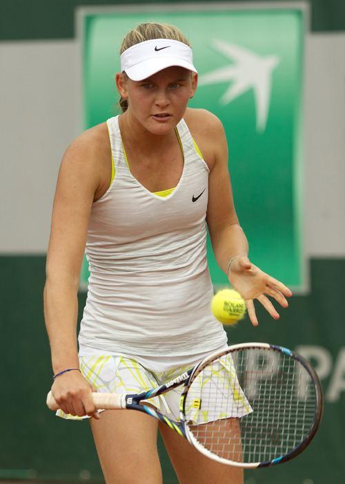 Fiona Ferro ITF Tennis Pro Circuit Player Profile FERRO Fiona FRA