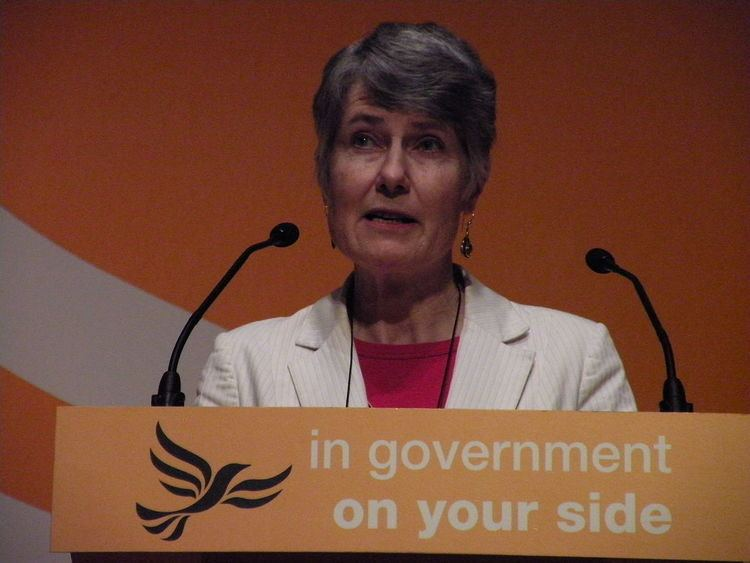 Fiona Hall (politician)