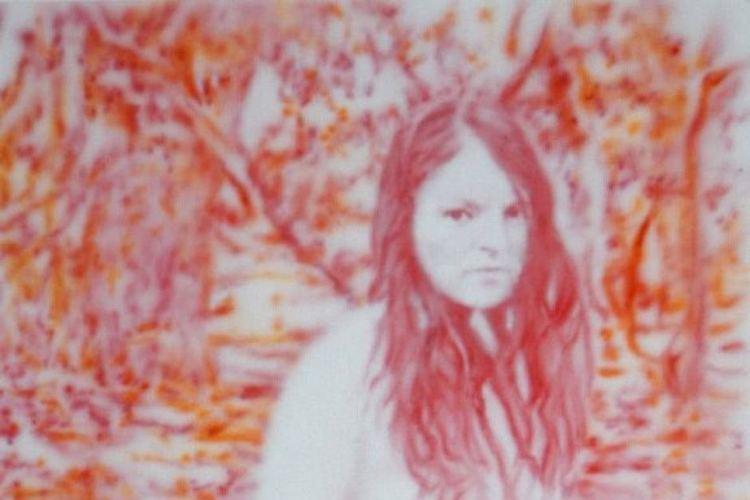 Fiona Lowry What I Assume You Shall Assume Selfportrait39 by Fiona